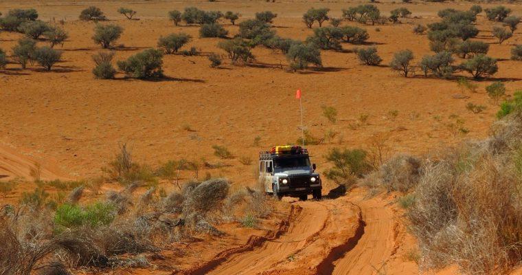 Award winning desert adventure